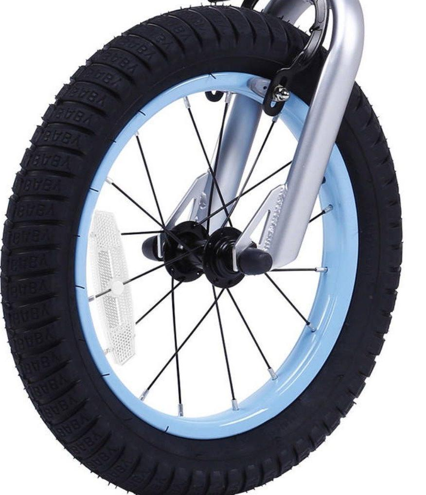 "RoyalBaby Unisex Bike Kid 16"" Matte Pink"