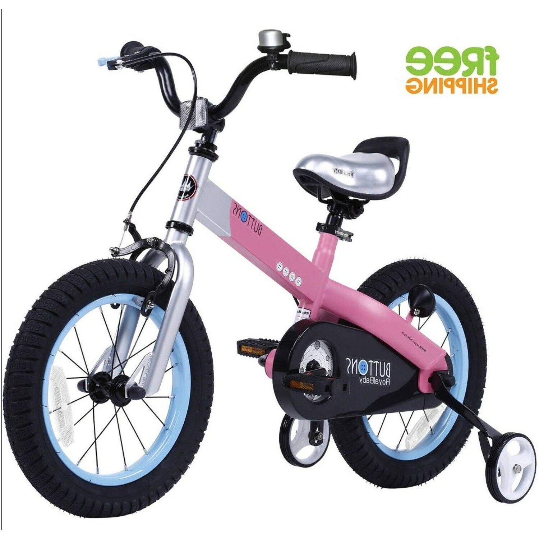 unisex bike children kid bicycle training wheels