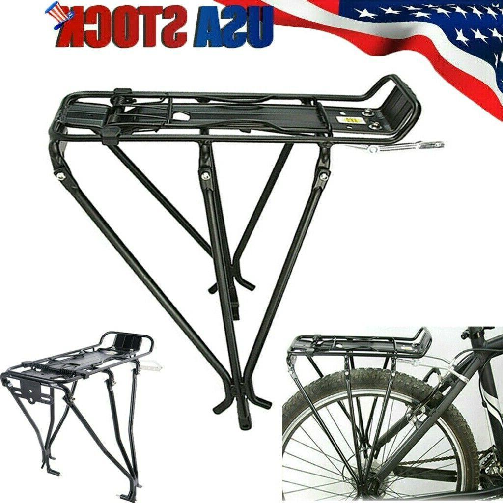 Universal Adjustable Bicycle Back Rear Rack Bike Cycling Car