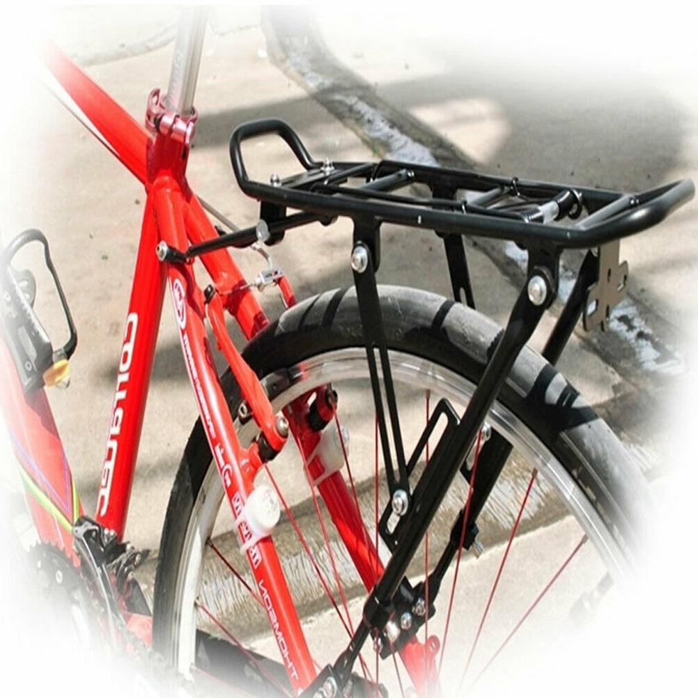 Universal Back Rear Bicycle Rack Adjustable Bike Cycling Car