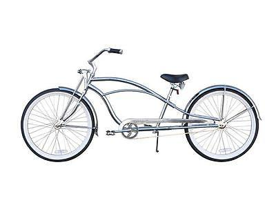 "Firmstrong Urban Deluxe 26"" Stretch Beach Cruiser 36 spokes"