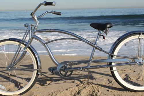 Firmstrong Urban Single Cruiser Bicycle, 26-Inch,