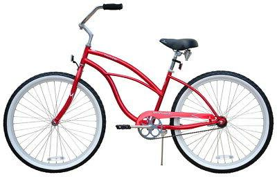 """Firmstrong Lady Women's 26"""" Bicycle"""