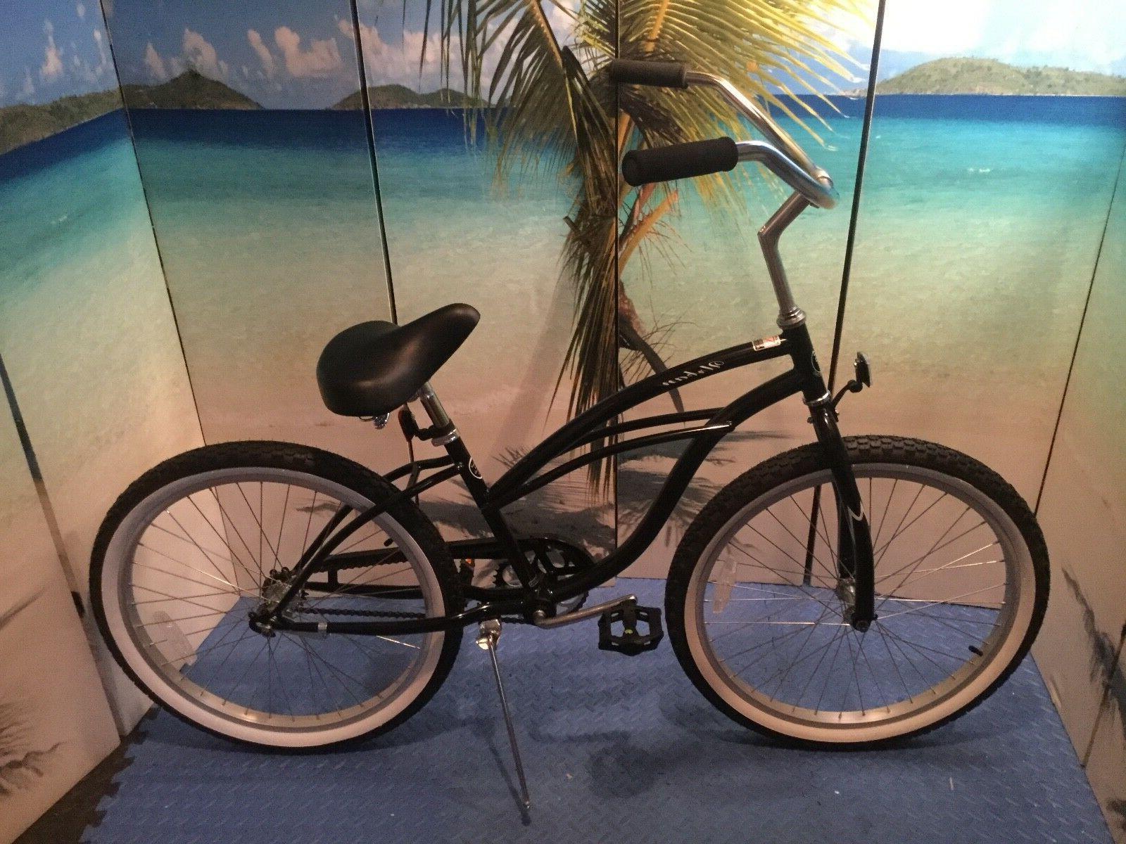 Firmstrong Urban Man Speed Cruiser Bicycle, 24-Inch,