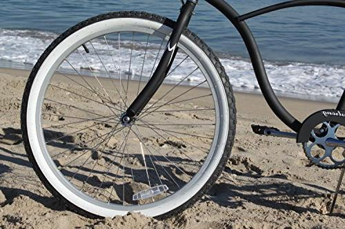 Firmstrong Speed Beach 26-Inch, Black