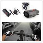 US Bicycle Cycling Horn Air Alarm Electronic Bike Handlebar