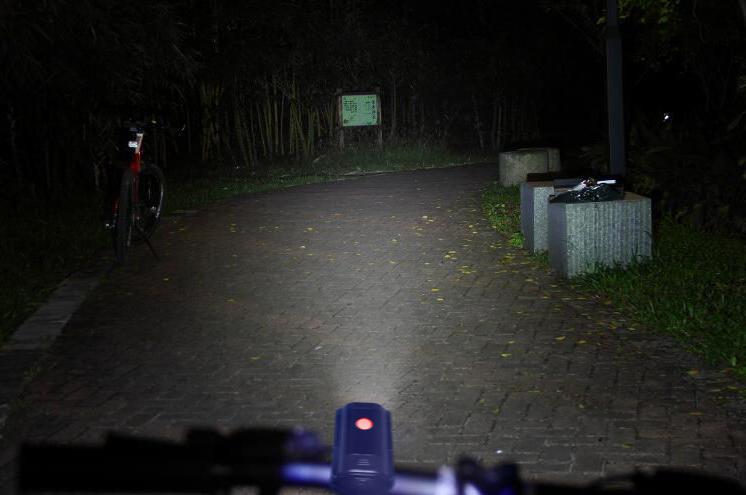 Lumintrail Lumen LED Bike with Light