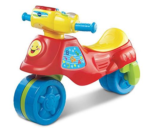 V-Tech® 2-in-1 Learn And Zoom Motorbike