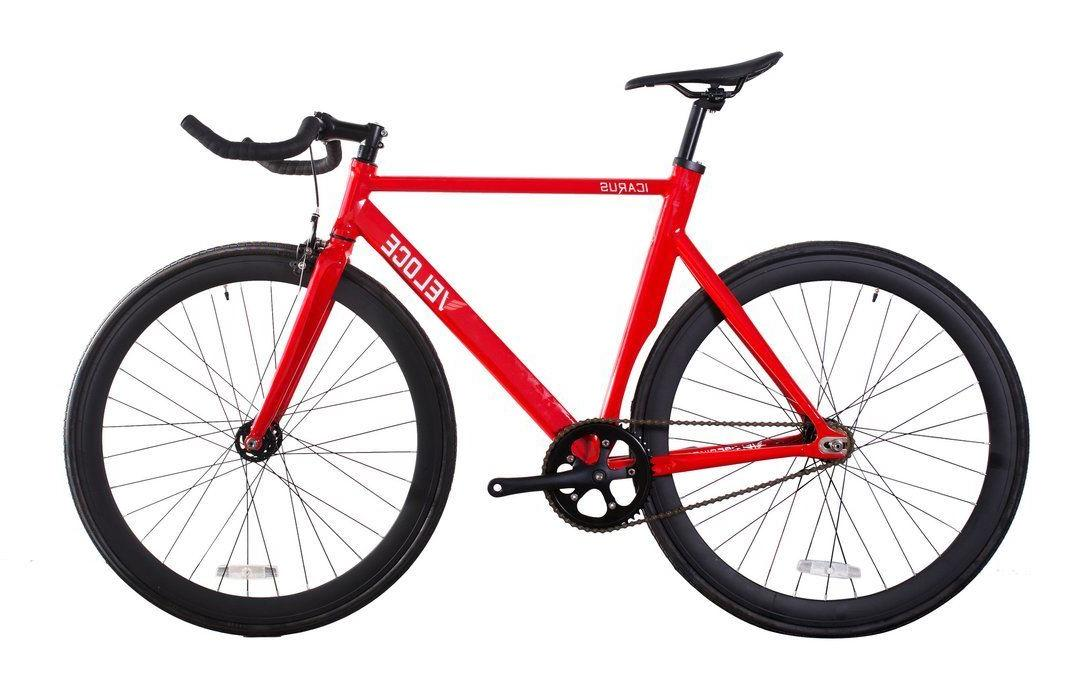 VELOCE V1 Fixed 6061 Track Bicycle Free Toolkit