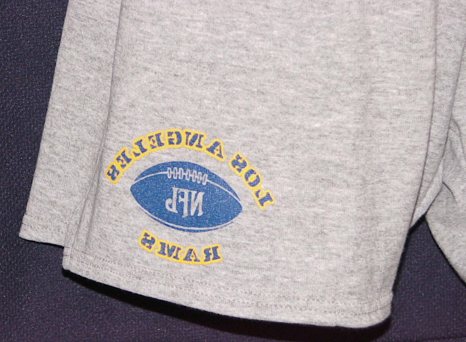 Vintage 80s/90s NFL Los SHORT Shorts Stock