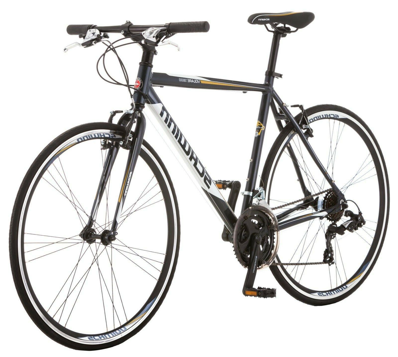 volare 1200 700c road bike grey