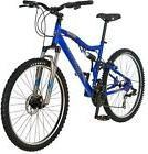 26' Iron Horse Men's Warrior 3.1 Bike, Blue