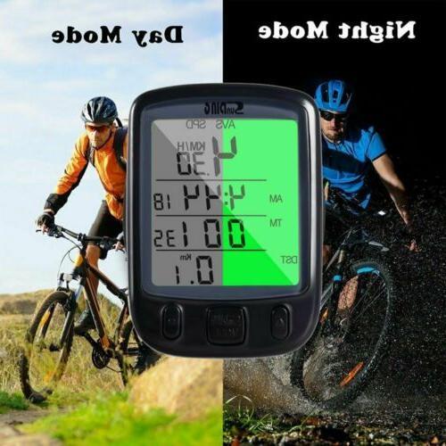 Waterproof Bicycle Odometer