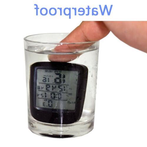 Waterproof Computer Bicycle Odometer