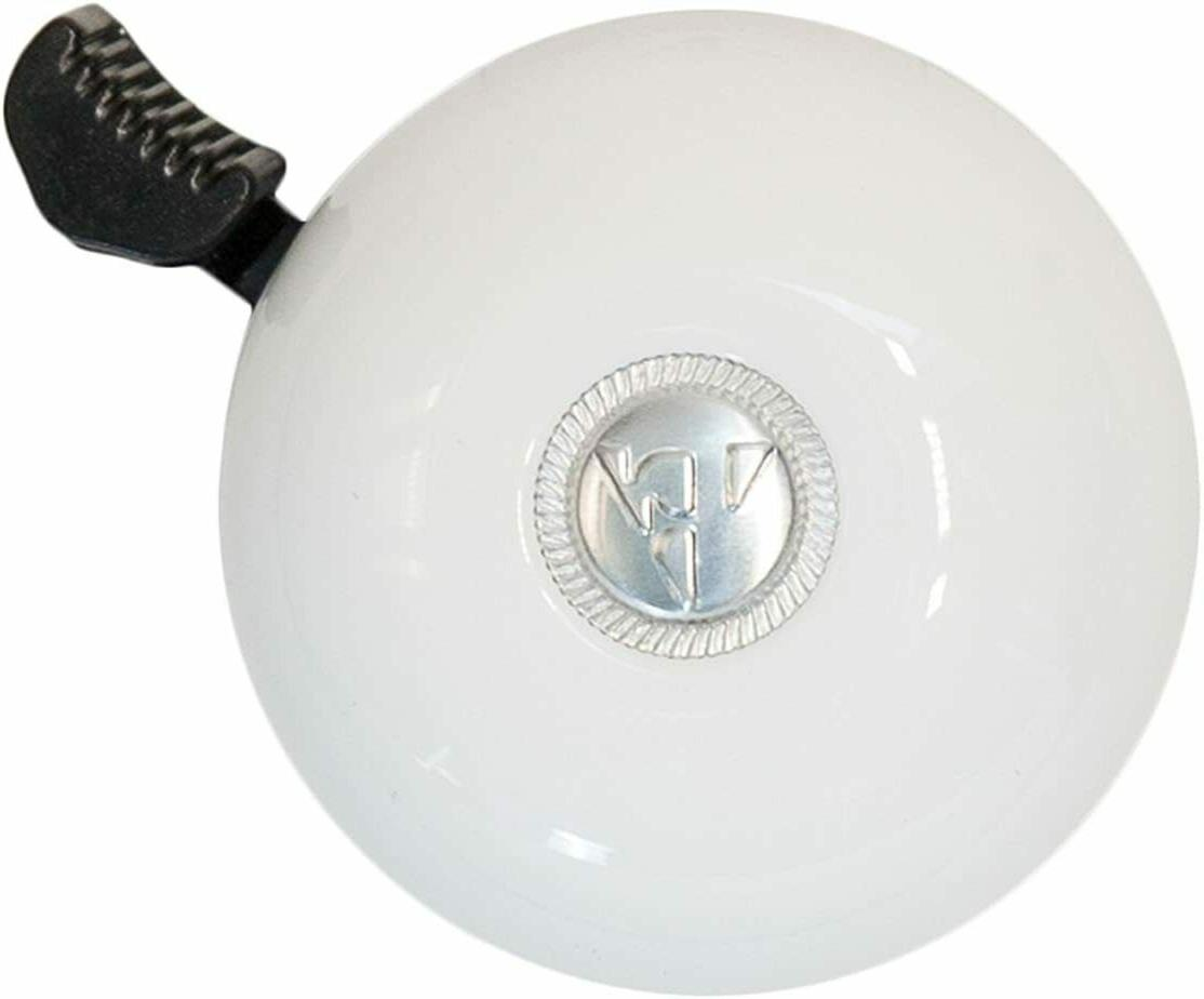 white bicycle bell classic bikes new