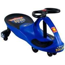 Wiggle Ride-on Car - Color: Blue