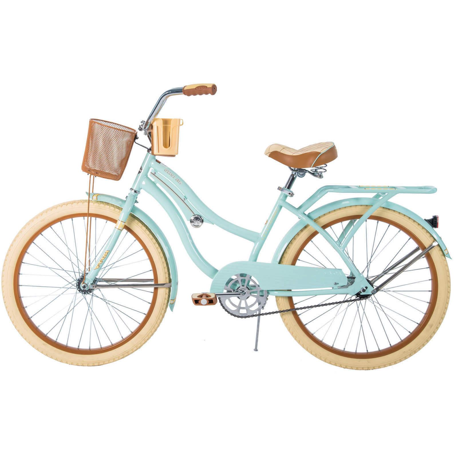 womens nel lusso cruiser bike with basket