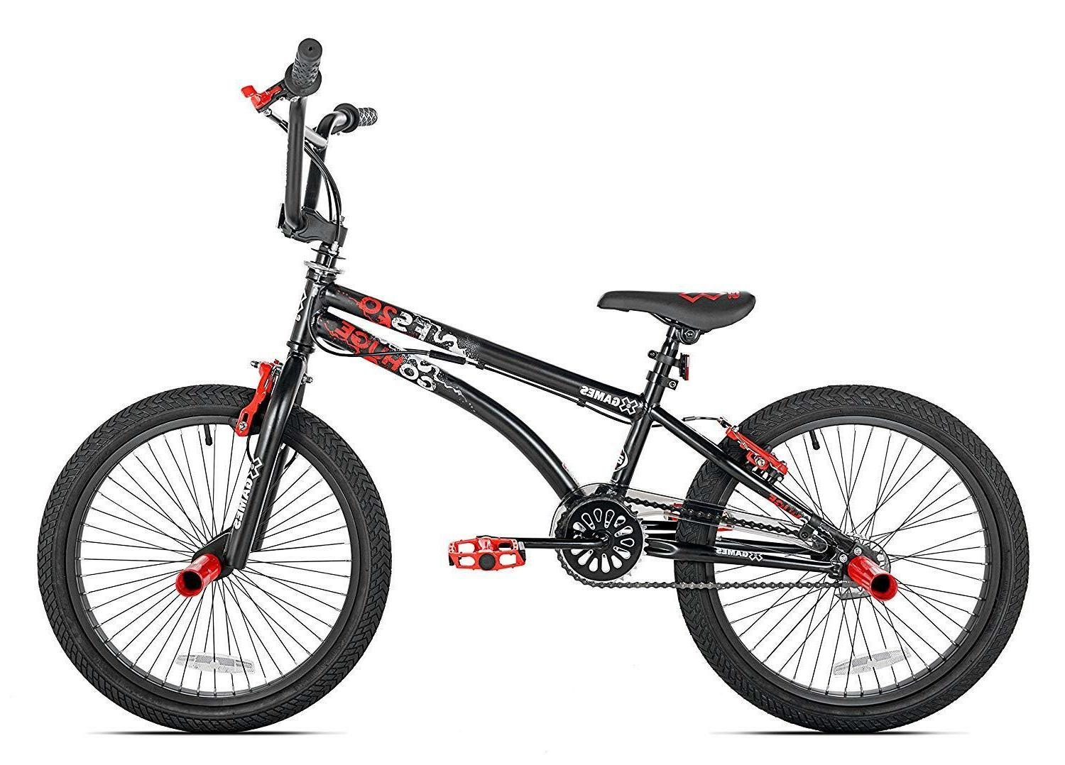 X-Games BMX/Freestyle 20-Inch, Red