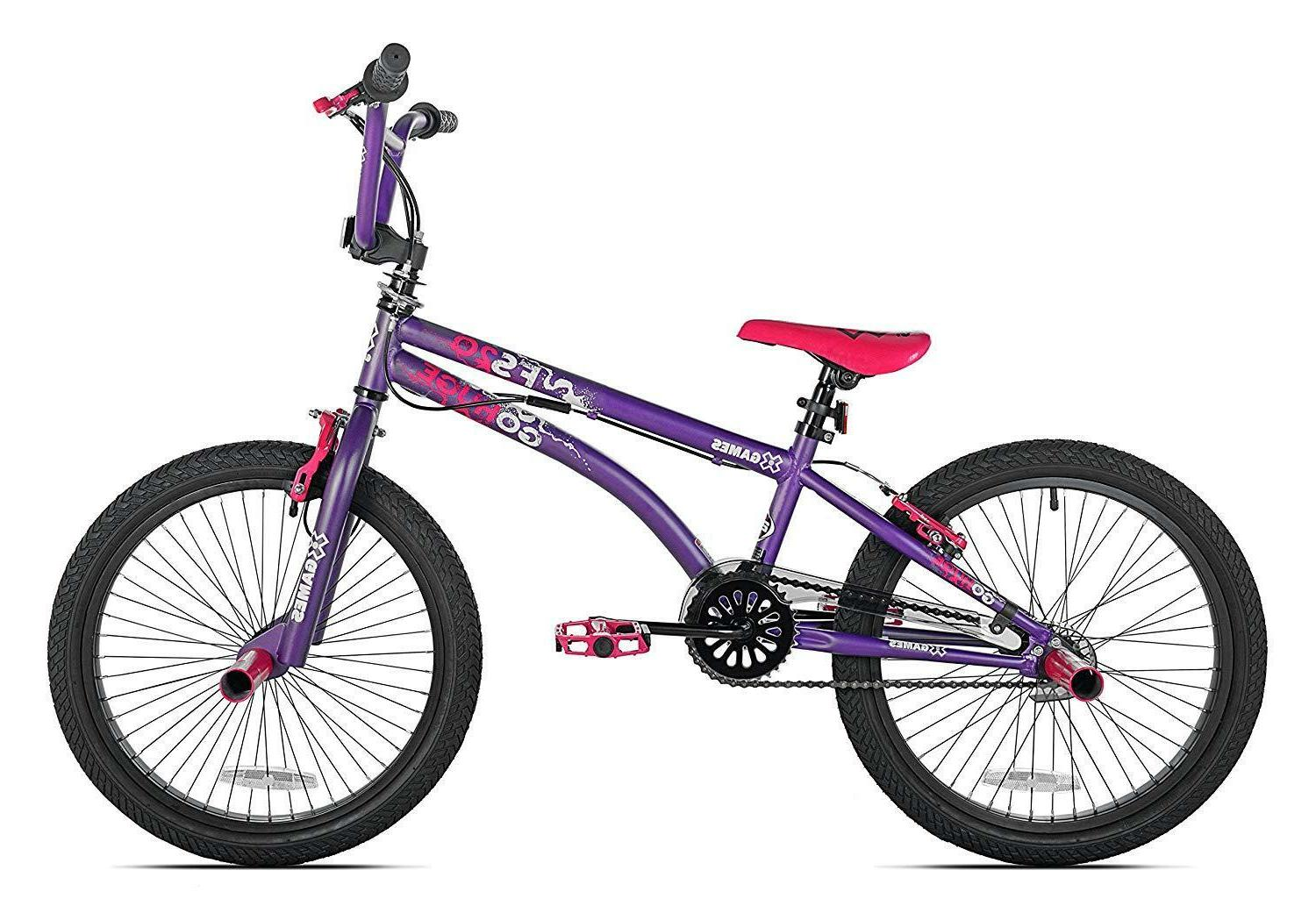 X-Games 20-Inch, Purple/Pink