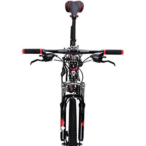 EUROBIKE GTR Aluminium Mountain Speed Shifting Dual Brake Bicycle