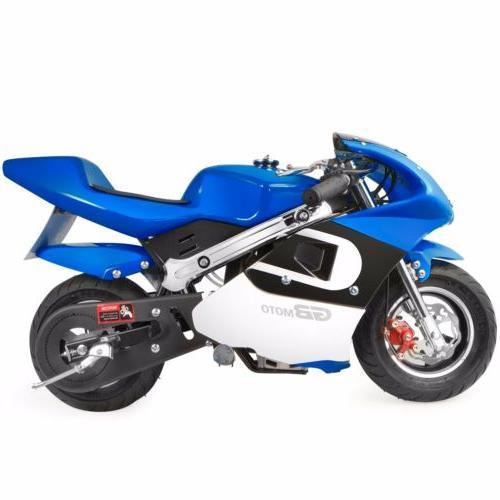 XtremepowerUS Bike Motorcycle 40cc 4-Stroke