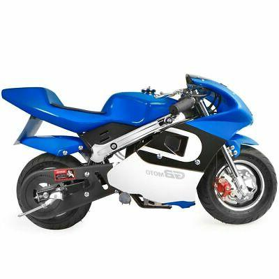 XtremepowerUS Pocket Motorcycle