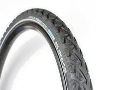 Schwalbe Land Cruiser Bicycle Tire 26x1.90//2.00 K-Guard Black,Brand New