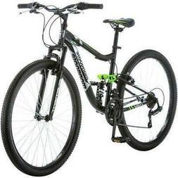 "Mongoose Ledge 2.1 Men's 27.5"" Mountain Bike New Bicycle Tra"