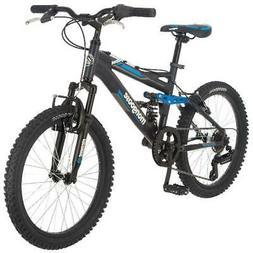 Mongoose Boys 20 Inch Ledge 2.1 Mountain Bike Bicycle 20 Inc