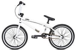 DK #20403 LEGEND 20 Inch Boys Bike Matte White in Color 20 M