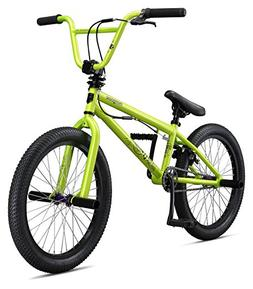 Mongoose Boys Legion L10 Bicycle, Green, One Size/20