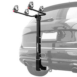 Retrospec Lenox Car Hitch Mount Bike Rack with 2-Inch Receiv