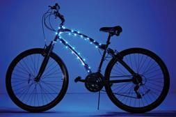 Lights Bike Frame Blue