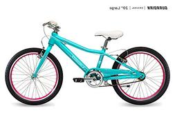Guardian Lightweight Kids Bike 20 Inch, Safe Patented SureSt