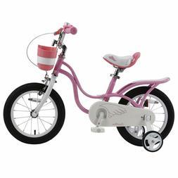 Royalbaby Little Swan Elegant Girl'S Bike, 14-16-18 Inch Whe