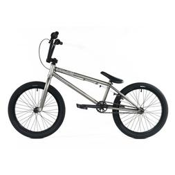 Colony The Living BMX Bike, Silver with Black, 20-Inch