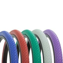 LOWRIDER COLOR BIKE TIRE 20'' x 1.75'' LOW RIDER BICYCLE, 5