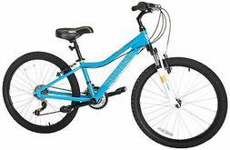 "Diamondback Bicycles Lustre 24 Kid's Mountain Bike 24"" Wheel"