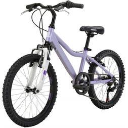 Diamondback Lustre 24 Kids' Bike - 2016 Light Purple, One Si