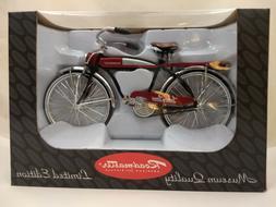 "Roadmaster Luxury Liner Mini 11-3/4"" Bicycle Deluxe 1:6 Scal"
