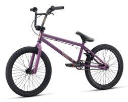 Mongoose M13CUL202 Boys Culture Matte Freestyle Bike, Purple