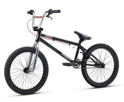 Mongoose M13LOG202 Boys Logo Freestyle Bike, Black, 20""