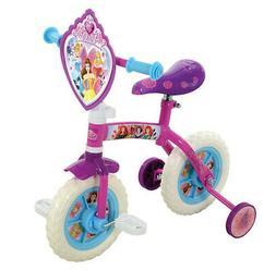 Disney Princess M14385 10-Inch 2-in-1 Training Bike. Free Sh