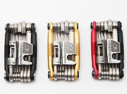 Crankbrothers M19 Bicycle/Bike Maintenance Multi-Tool -Gold,