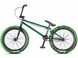 Mafia Bikes Madmain 20 inch Green Fuel Harry Main BMX Bike -