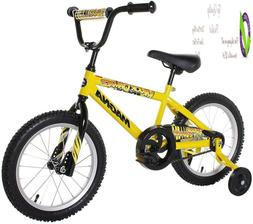 "Dynacraft Magna Major Damage Boys Bmx Street/Dirt Bike 16"","