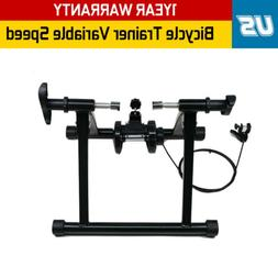 Magnetic Exercise Bike Bicycle Trainer Stand Resistance Stat
