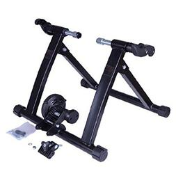 Soozier Magnetic Resistance Cycling Indoor Bike Trainer Stan