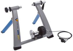 Cascade Health & Fitness Magplus Bike Trainer, Light Blue/Si