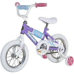 "Dynacraft Manga Children's 12"" Beginner Bike with Training W"